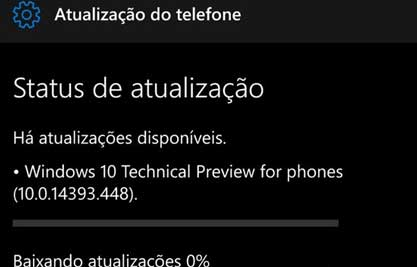 微軟正式發(fa)布Windows 10 Mobile Build 14393.448